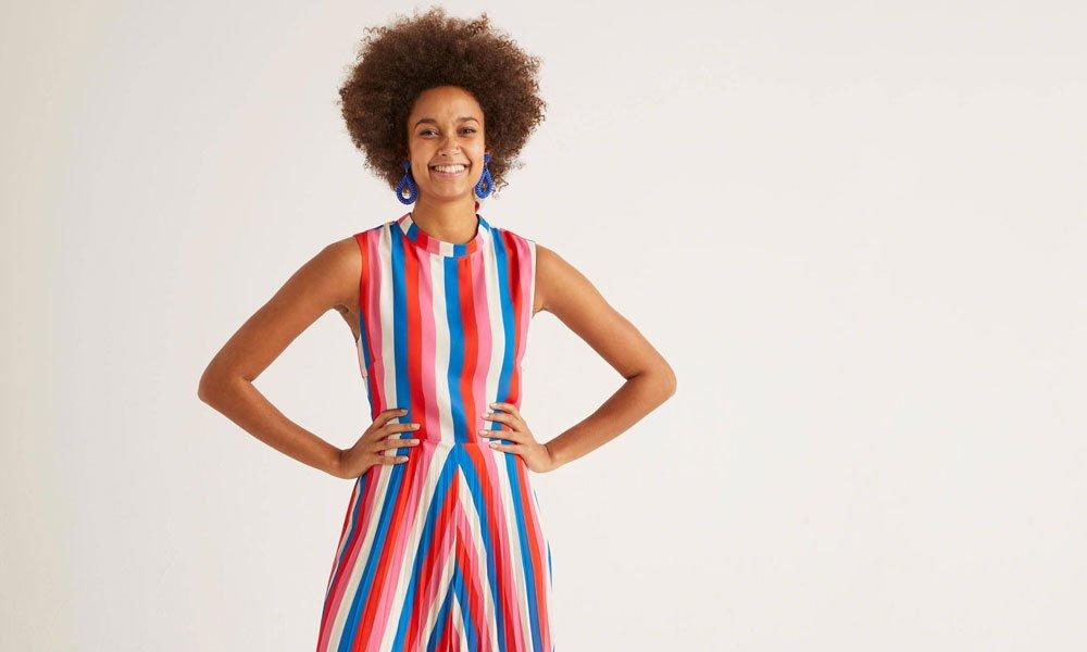 Hey Pretty Fashion Flash: In Sommerlaune – 20 schöne Stücke für 2020, die richtig fröhlich stimmen (Image credit: Boden)