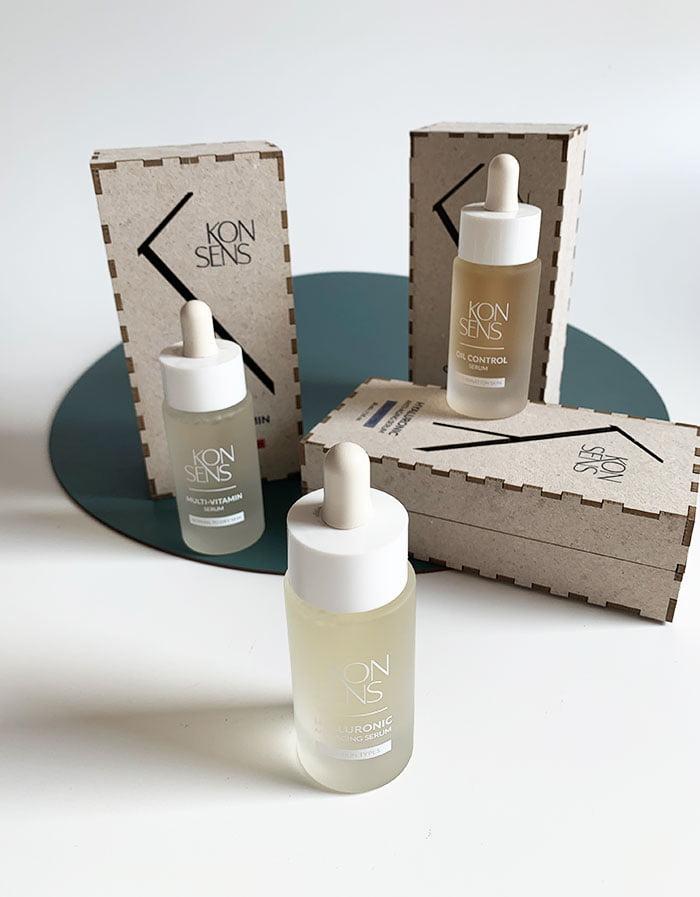 Konsens Skincare (Swissmade Seren, nachhaltig produziert) –Hey Pretty Beauty Blog Review und Verlosung
