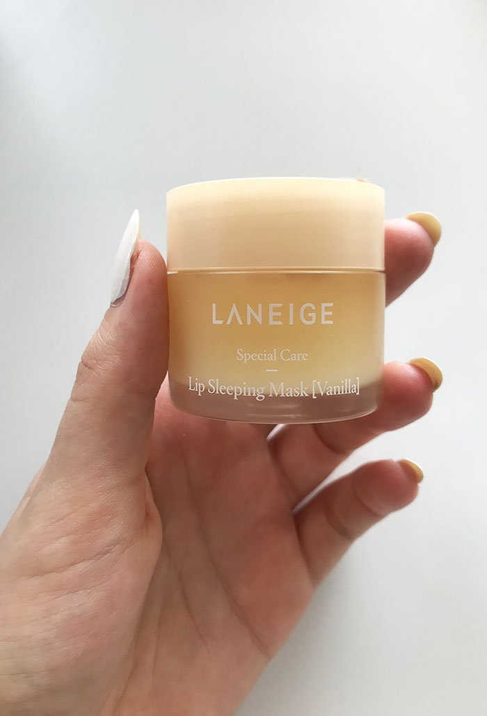 Show Me Your Badezimmerschränkli, Malou: HOLY GRAIL Laneige Lip Sleeping Mask Vanilla (Erfahrungsbericht und Top Shelf)