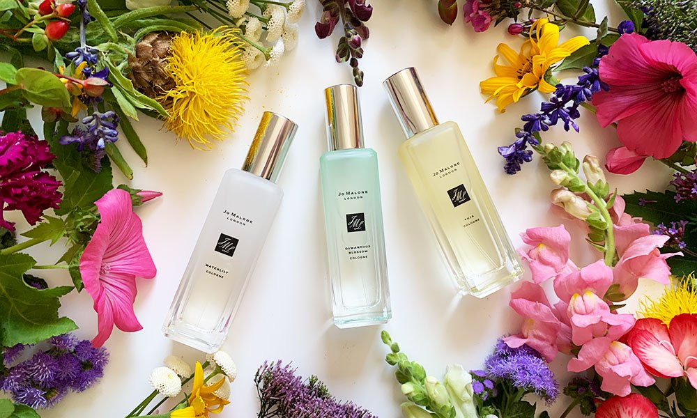 Jo Malone London: Brilliant Blossoms Limited Edition Collection (May 2020) – Review auf Hey Pretty Beauty Blog Schweiz