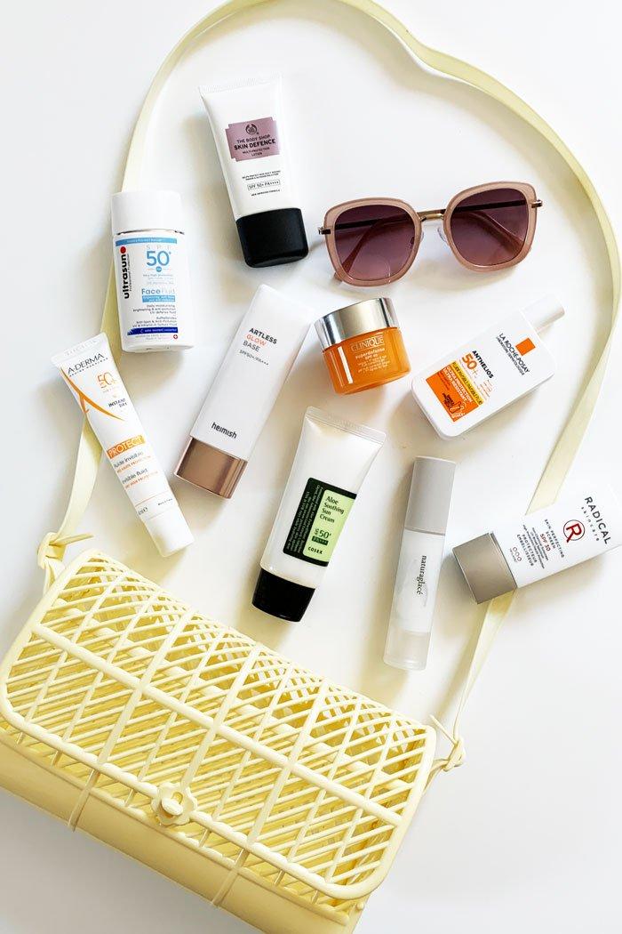 Leichter Sonnenschutz fürs Gesicht: 9 federleichte Lieblinge von Hey Pretty