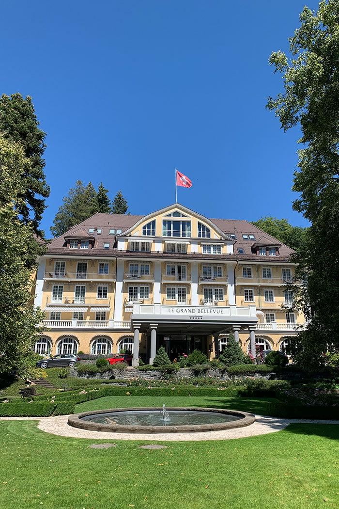 Spa Review im Le Grand Bellevue Gstaad: Die schönsten Spa Hotels der Schweiz 2020, Hey Pretty Beauty Blog Erfahrungsbericht
