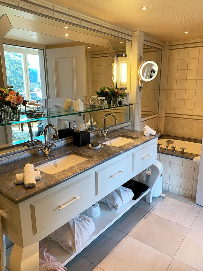Le Grand Bellevue Hotel Gstaad: Die Panorama Suite (Hey Pretty Beauty Blog Spa Review: Die besten Spa Hotels der Schweiz)