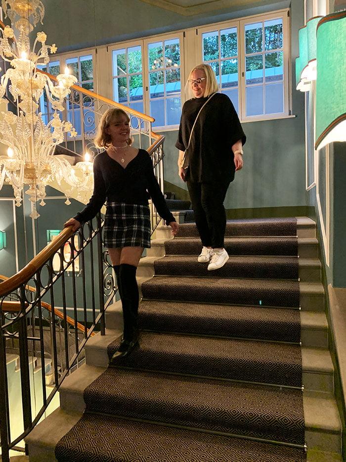 Mutter-Tochter-Beauty-Auszeit in Gstaad: Spa Review im Le Grand Bellevue mit Hey Pretty Beauty Blog