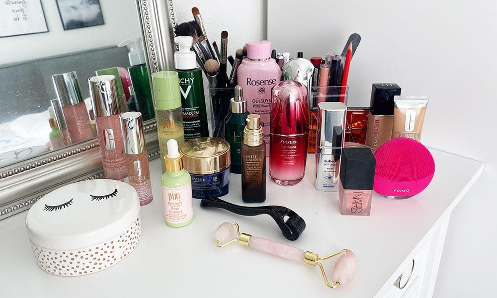 Show Me Your Badezimmerschränkli mit Viviane Burckhardt von Oh Hey, Vivi! (Hey Pretty Beauty Blog Top Shelf Serie)