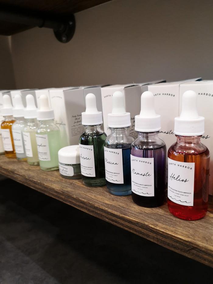 Hey Pretty Spa and Store Review BioBeautyBoutiqe Earth Harbor