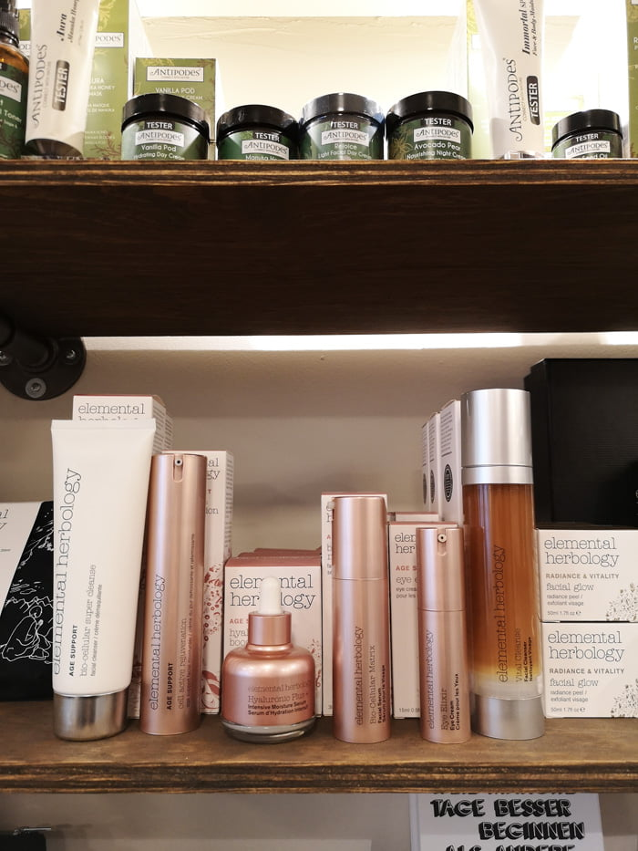Hey Pretty Spa and Store Review BioBeautyBoutiqe Elemental Herbology