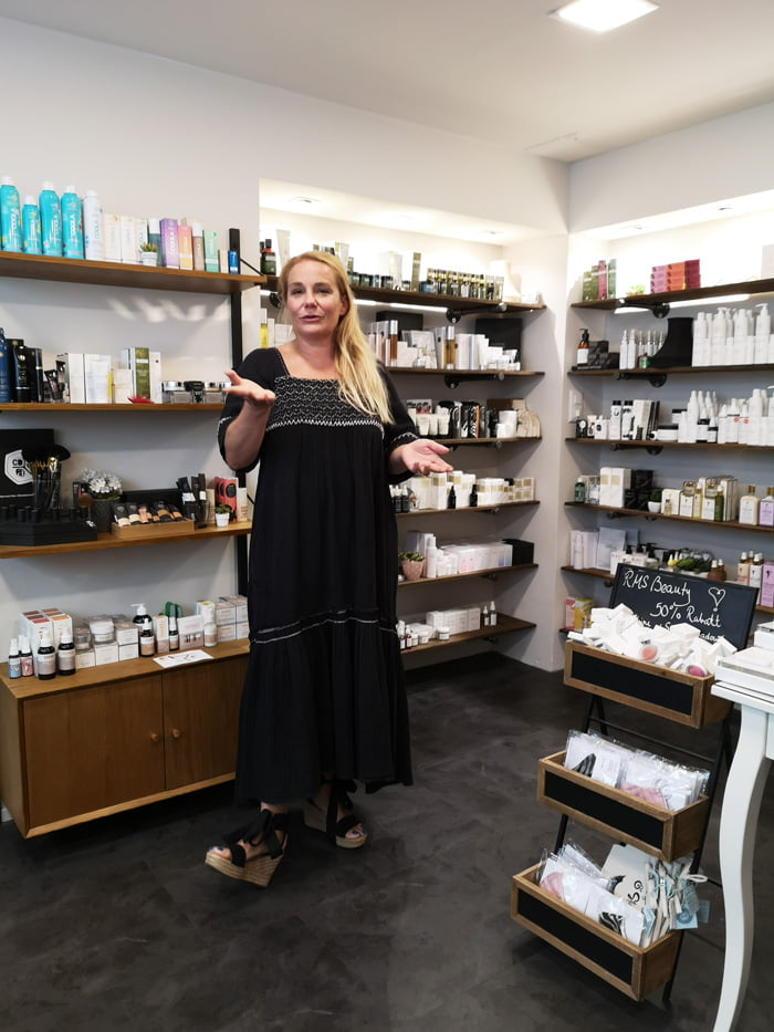 Hey Pretty Spa and Store Review BioBeautyBoutiqe