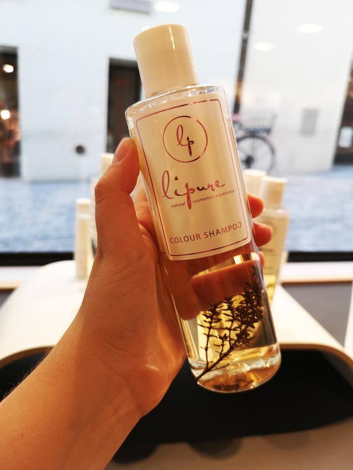 Hey Pretty Spa and Store Review BioBeautyBoutiqe Lipure Colour Shampoo