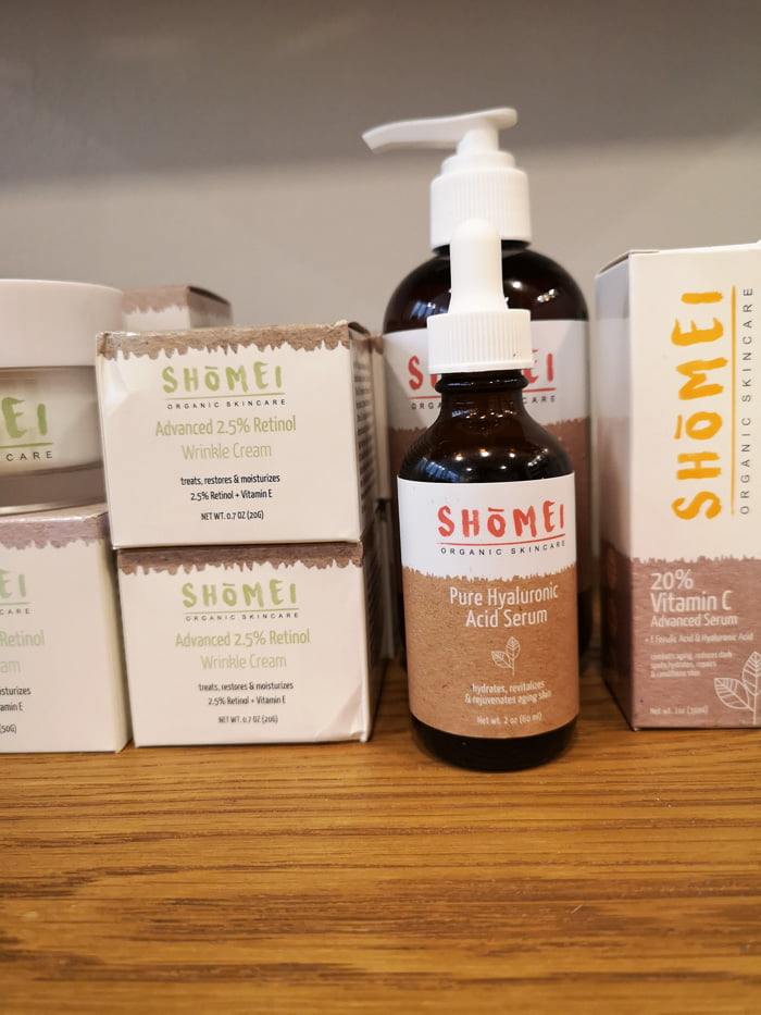 Hey Pretty Spa and Store Review BioBeautyBoutiqe Shomei