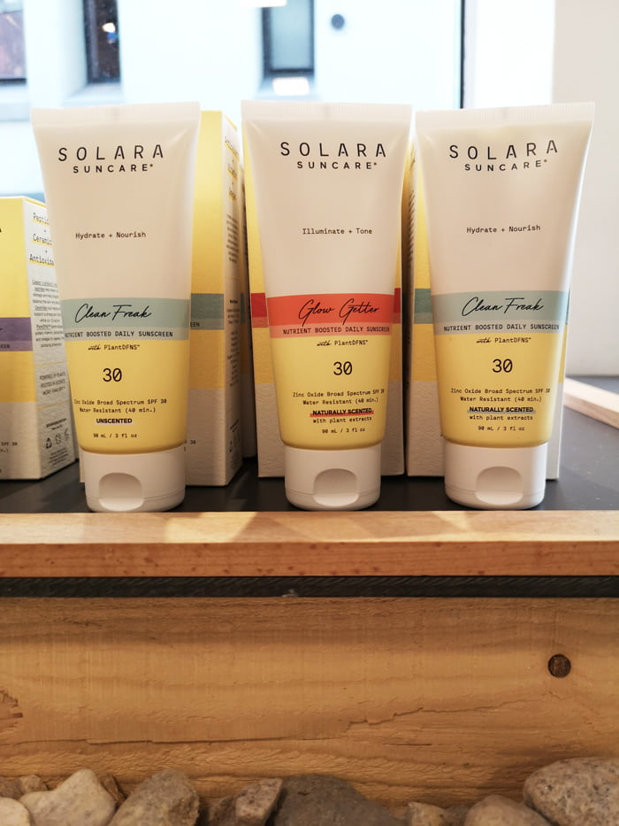 Hey Pretty Spa and Store Review BioBeautyBoutiqe Solara