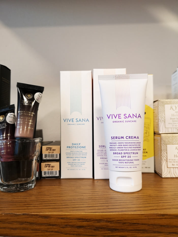 Hey Pretty Spa and Store Review BioBeautyBoutiqe Vive Sana