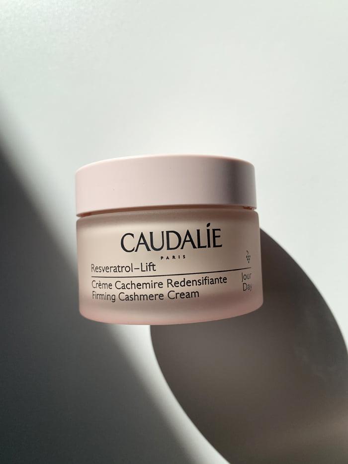 Hey Pretty Review Caudalie Resveratrol-Lift Crème Cachemire Redensifiante