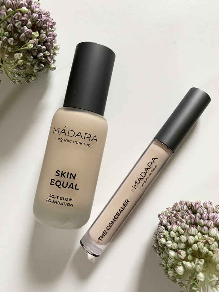 Hey Pretty Review Madara Organic Makeup Skin Equal Foundation The Concealer