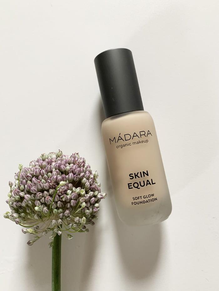 Hey Pretty Review Madara Organic Makeup Skin Equal Foundation