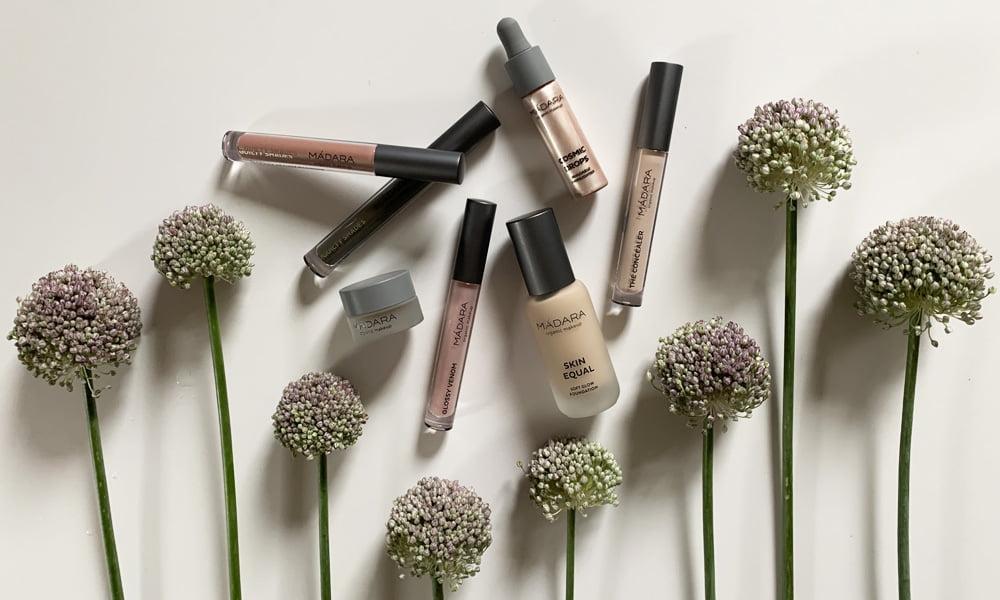 Hey Pretty Review Madara Organic Makeup