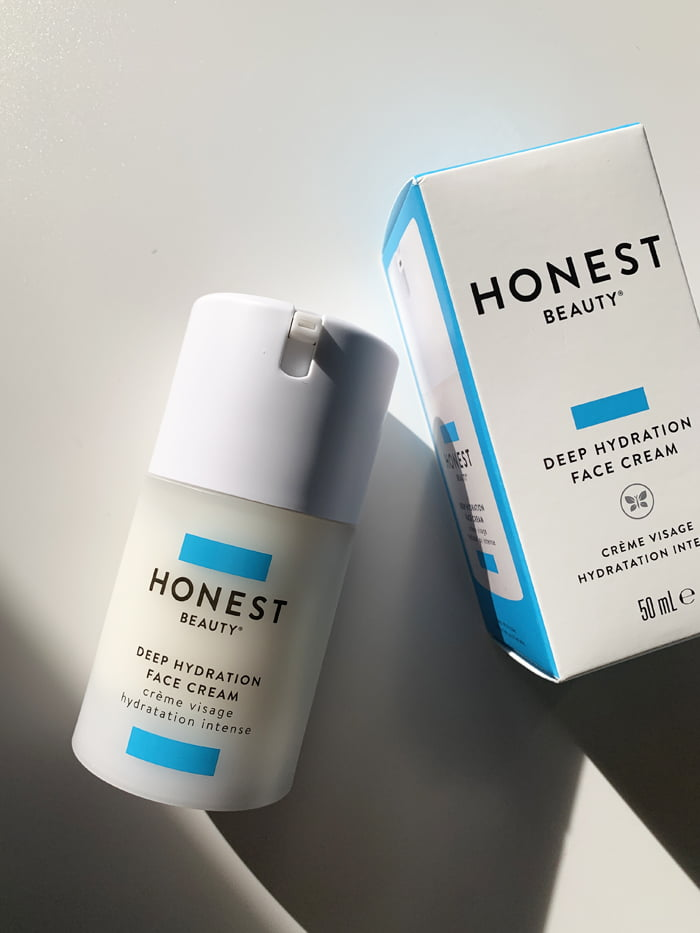 Hey Pretty Review Honest Beauty Skincare Jessica Alba Deep Hydration Face Cream
