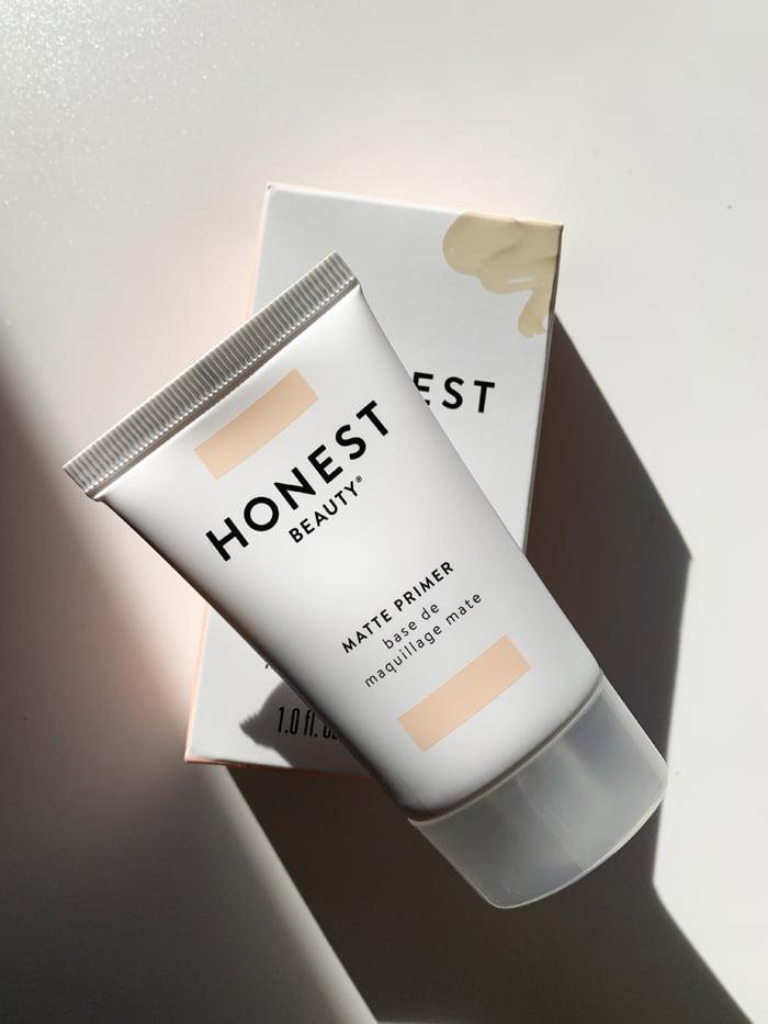 Hey Pretty Review Honest Beauty Skincare Jessica Alba Matte Primer