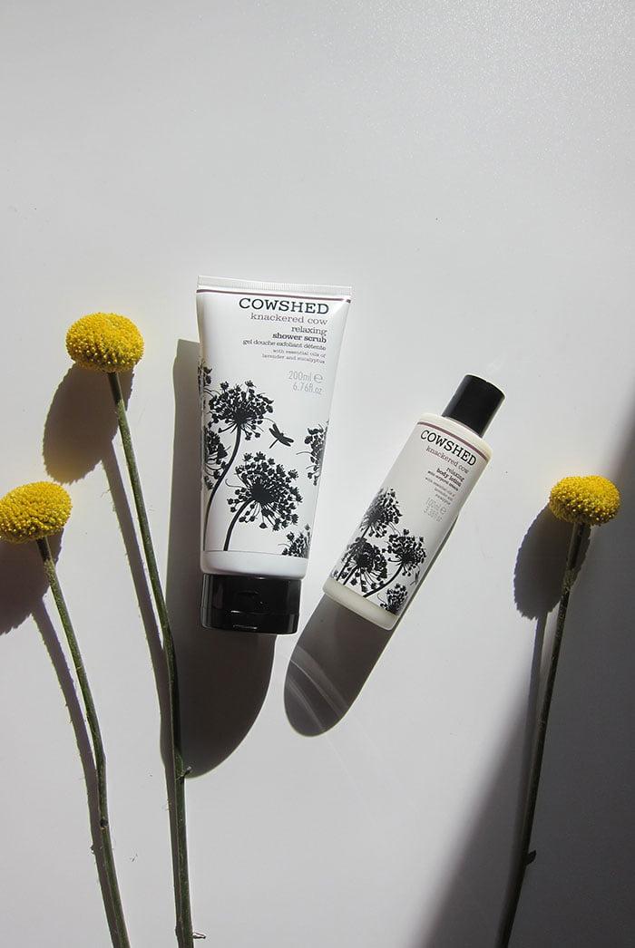 Verlosung mit Kultkosmetik.ch: Cowshed Knackered Body Duo – Gewinnspiel auf Hey Pretty Beauty Blog