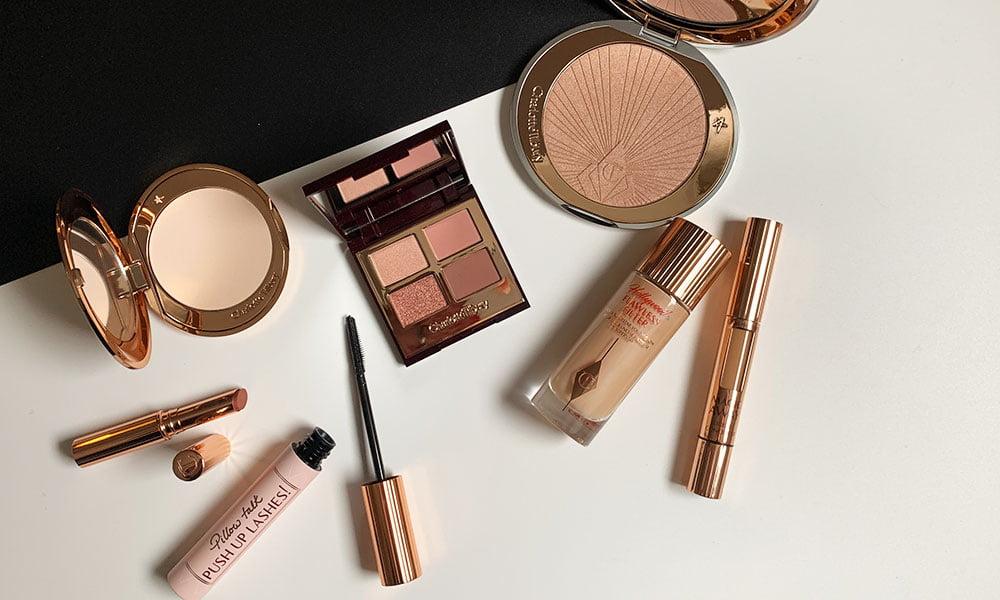 Charlotte Tilbury Make-Up endlich auch in der Schweiz! Review auf Hey Pretty mit Zalando.ch
