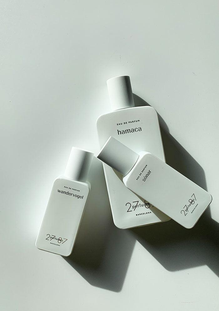 27 87 Perfume: Duft-Review und Interview mit Romy Kowalewski auf Hey Pretty Beauty Blog Schweiz (Hamaca, Wandervogel und Sonar)