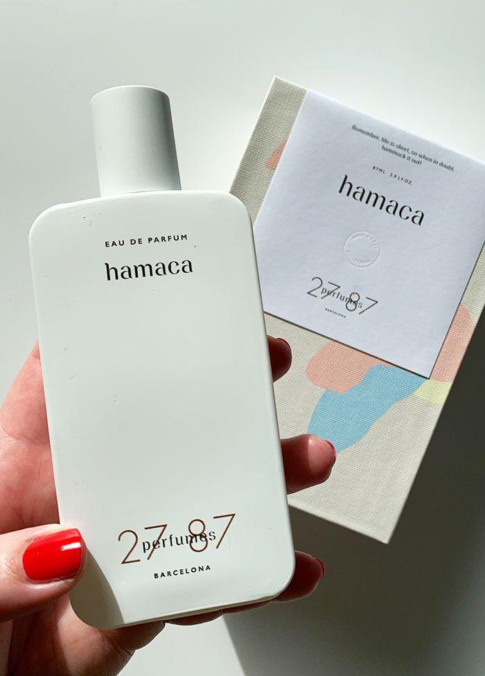 2787 Perfumes Hamaca Eau de Parfum (Erfahrungsbericht auf Hey Pretty Beauty Blog Schweiz)