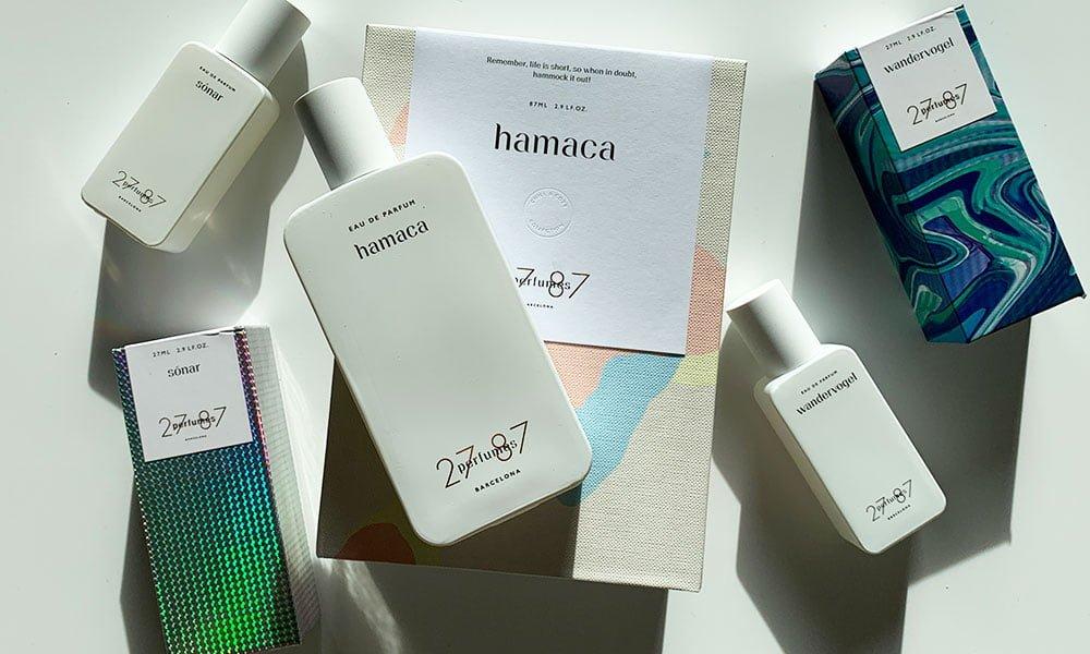 27 87 Perfumes: Sonar Eau de Parfum (Interview mit Romy Kowalewski) auf Hey Pretty Beauty Blog Schweiz