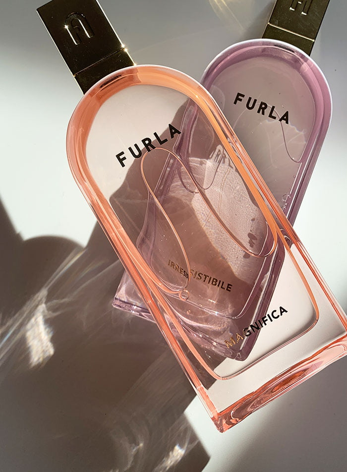 Furla Since 1927 Italy Eau de Parfums: Duft Review auf Hey Pretty Beauty Blog (Magnifica und Irresistibile)