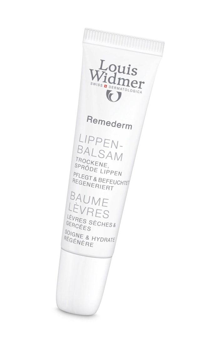Produkte-Tipps bei Maskne (SOS HELFER): Louis Widmer Remederm Lippenbalsam – Hey Pretty Beauty Blog
