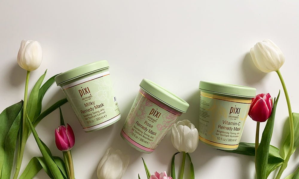 Pixi Beauy Remedy Masks: Neu im Januar 2021 und perfekt für Lockdown-Beautyrituale (Hey Pretty Beauty Blog Schweiz Erfahrungsbericht)