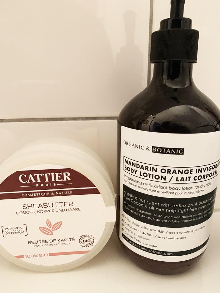 Hey Pretty Show Me Your Badezimmerschränkli Zita Zanier Cattier Organic & Botanic