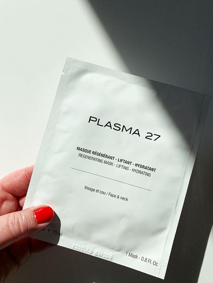 PLASMA 27 Regenerating Mask von Cosmetics 27 (Hey Pretty Schweiz Review)
