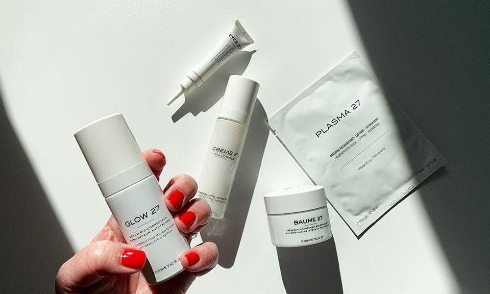 Cosmetics 27 – Clean Skincare aus Frankreich. Brand Love auf Hey Pretty Schweiz (Review Erfahrungsbericht Gesichtspflege)