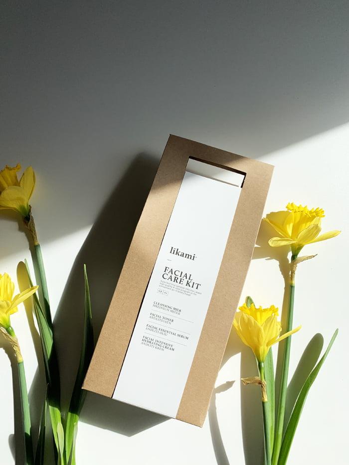 Hey Pretty Review Likami Skincare Facial Care Kit