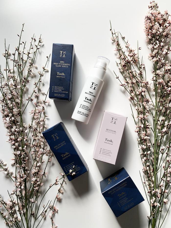 Hey Pretty Beauty Blog Review Tash Sisterhood Raw Plants Skincare by Sweden