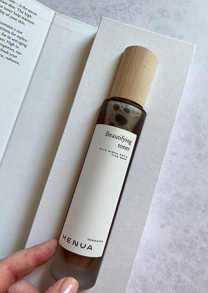 Hey Pretty Beauty Blog Review Henua Organics Kultkosmetik Beautifying Toner