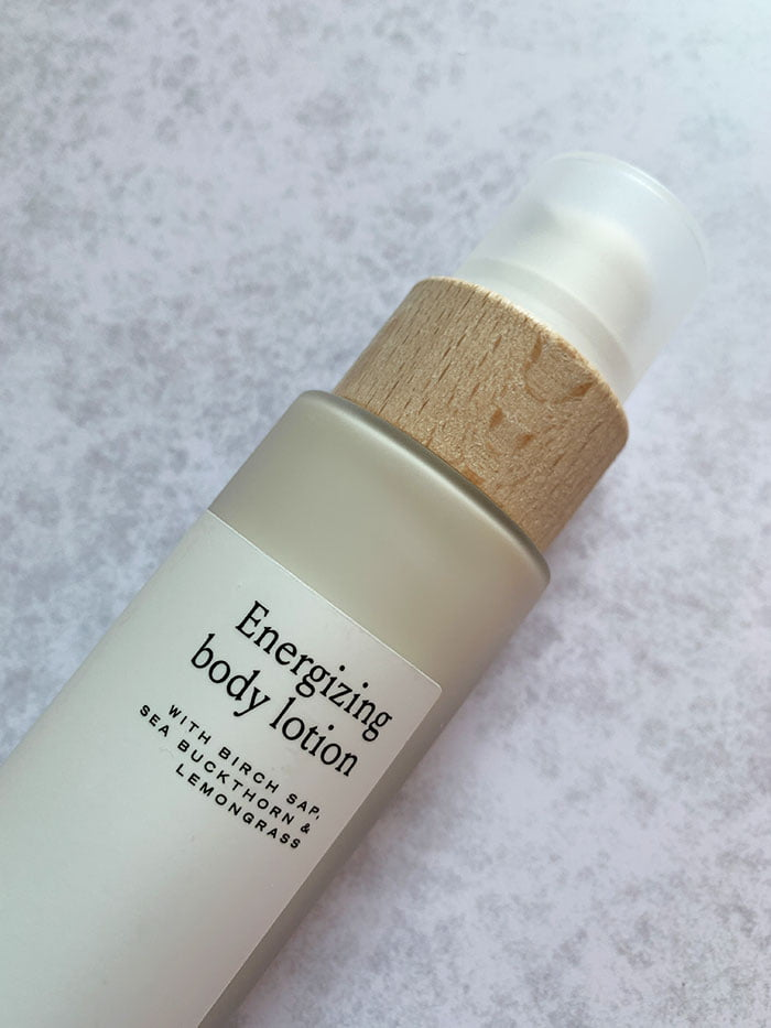 Hey Pretty Beauty Blog Review Henua Organics Kultkosmetik Energizing Body Lotion