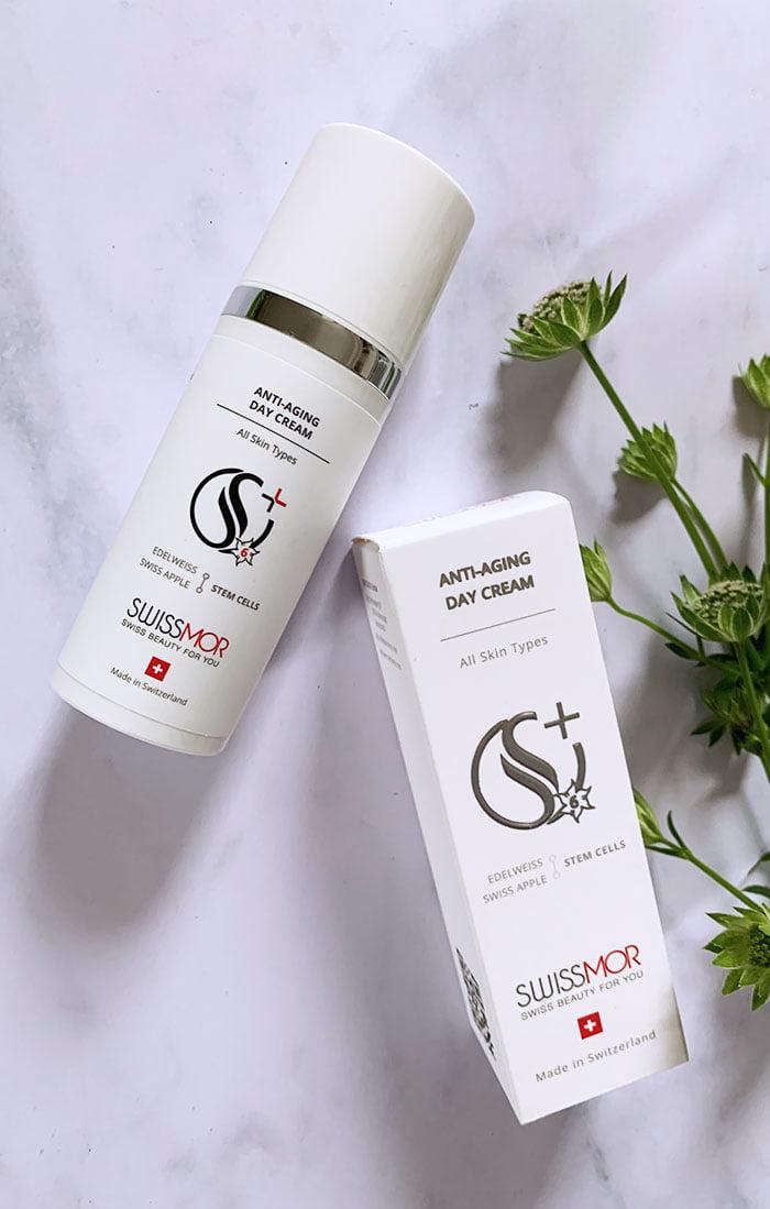 Swissmor Cosmetics Anti-Aging Day Cream (Made in Switzerland) Brand Love auf Hey Pretty Beauty Blog – Review und Erfahrungsbericht