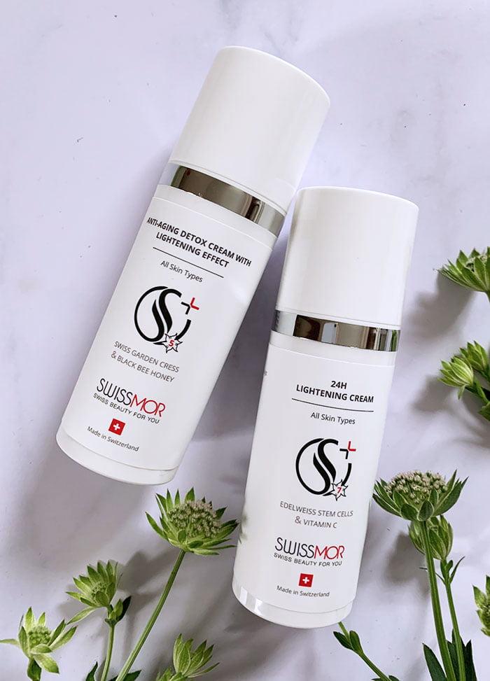 Swissmor Cosmetics Anti-Aging Detox Cream with Lightening Effect (Made in Switzerland) Brand Love auf Hey Pretty Beauty Blog – Review und Erfahrungsbericht