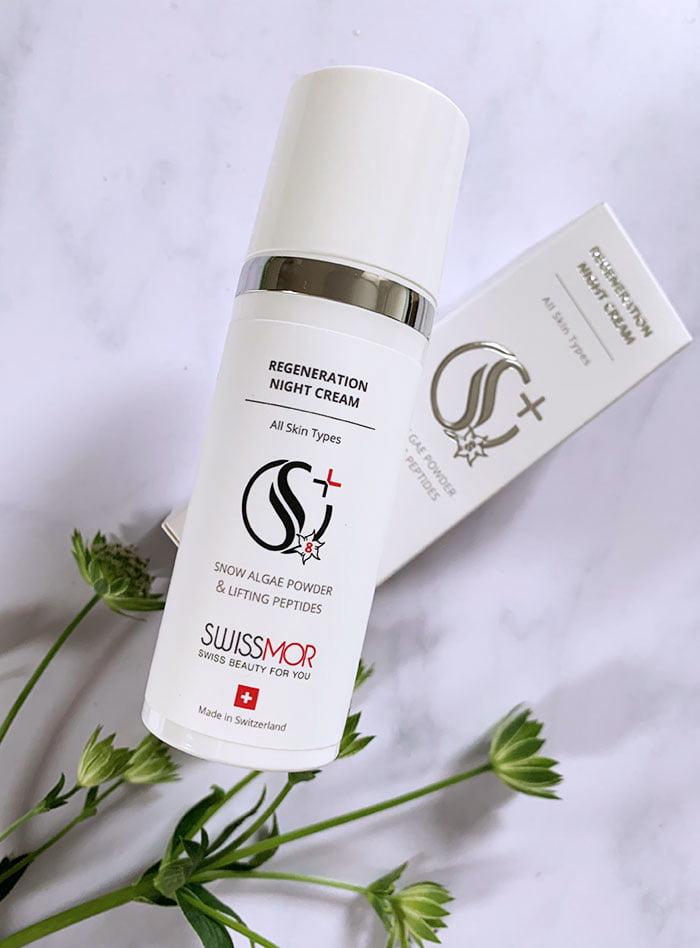 Swissmor Cosmetics Regeneration Night Cream (Made in Switzerland) Brand Love auf Hey Pretty Beauty Blog – Review und Erfahrungsbericht