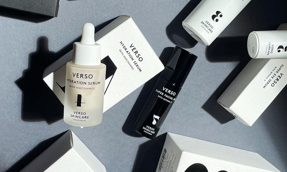 Verso Skincare: Brand Love, Erfahrungsbericht und Interview mit Gründer Lars Fredriksson auf Hey Pretty Beauty Blog Schweiz