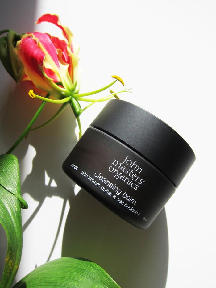 Hey Pretty Review John Masters Organics Skincare Cleansing Balm
