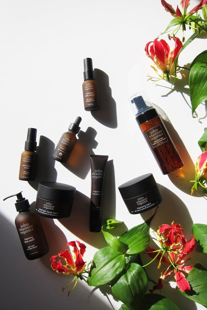 Hey Pretty Review John Masters Organics Skincare
