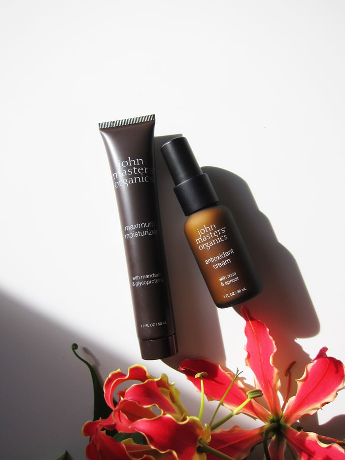 Hey Pretty Review John Masters Organics Skincare Maximum Moisturizer Antioxidant Cream