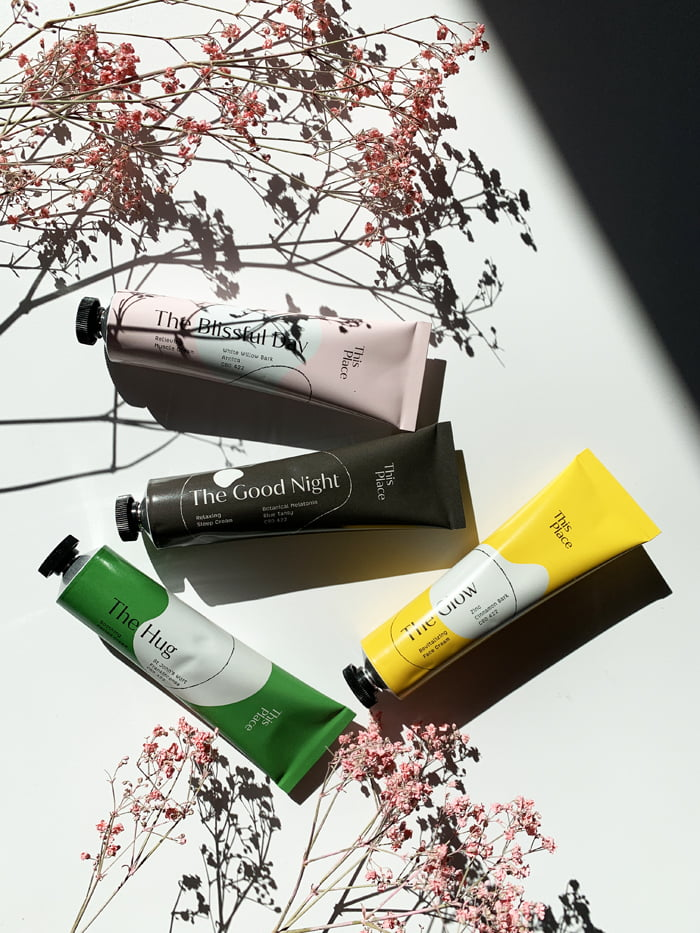 Hey Pretty Beauty Blog Review This Place CBD Skincare Wellbeing