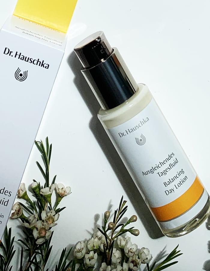 Hey Pretty Beauty Blog Review Dr. Hauschka Tagesfluids Ausgleichendes Tagesfluid