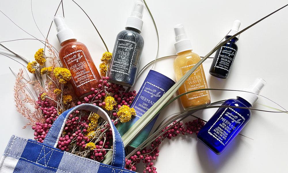 Captain Blankenship neu in der Schweiz bei Kultkosmetik: Die Hey Pretty Brand Love Review der schönen Naturkosmetik Haarpflegeprodukte aus den USA