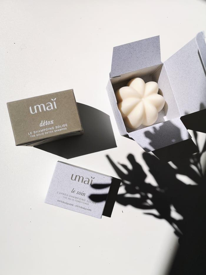 Hey Pretty Beauty Blog Review Umaï Savons Soaps Le Shampoing Rilaks
