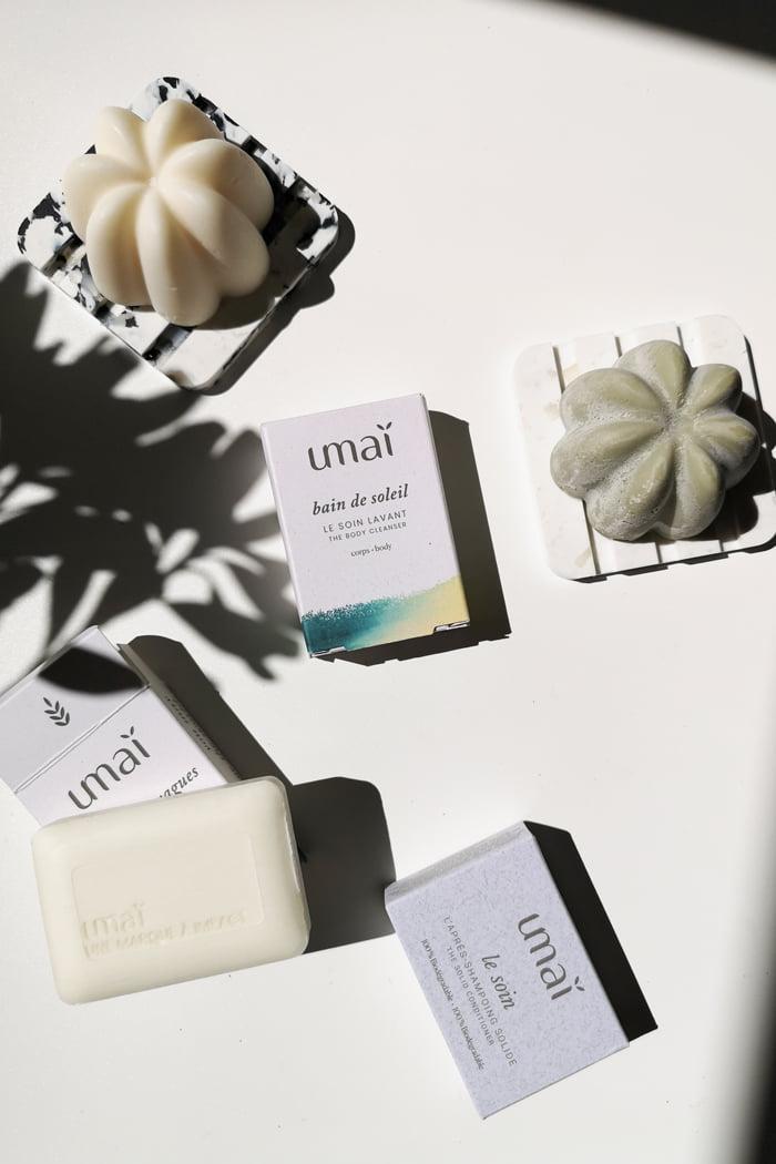 Hey Pretty Beauty Blog Review Umaï Savons Soaps Le Shampoing Rilaks Le Soin Lavant