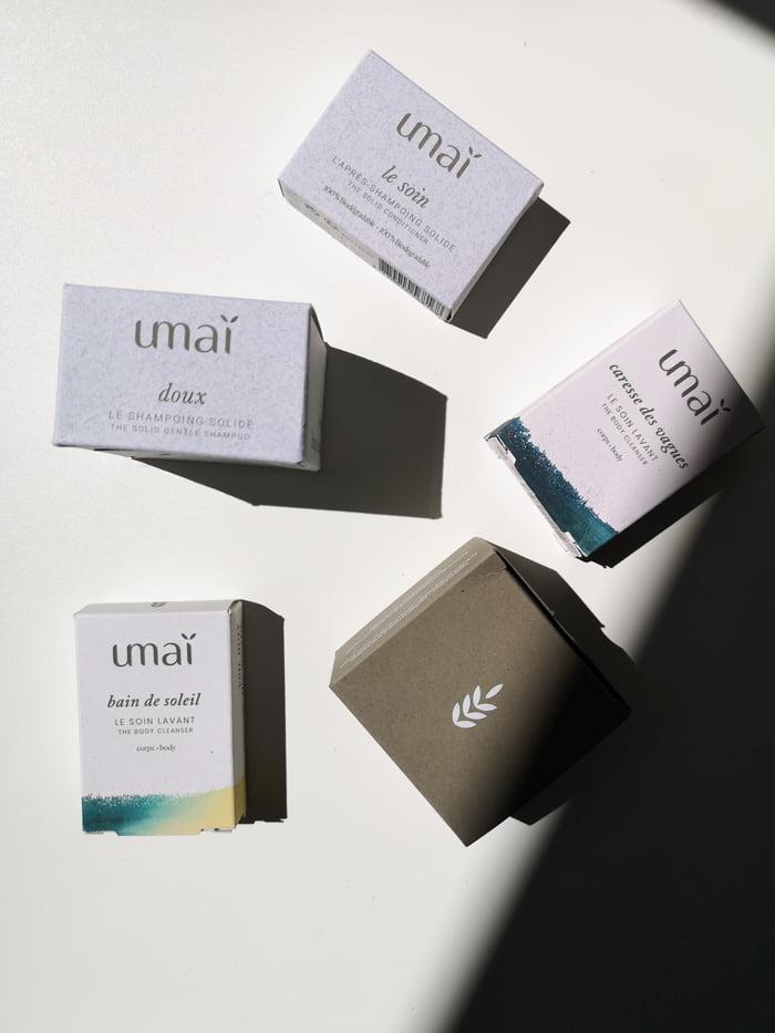 Hey Pretty Beauty Blog Review Umaï Savons Soaps Le Shampoing Rilaks Le Soint Lavant